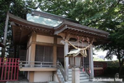 旅立稲荷神社 (仙台市若林区若林)11