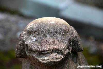 旅立稲荷神社 (仙台市若林区若林)21