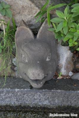 旅立稲荷神社 (仙台市若林区若林)3