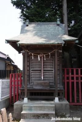 旅立稲荷神社 (仙台市若林区若林)8