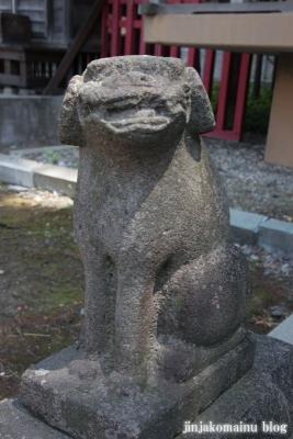 旅立稲荷神社 (仙台市若林区若林)17