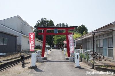 沖野八幡神社 (仙台市若林区沖野)1