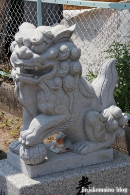 沖野八幡神社 (仙台市若林区沖野)4