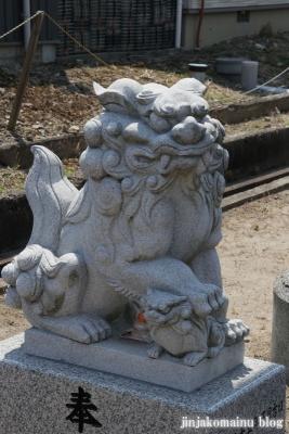 沖野八幡神社 (仙台市若林区沖野)5