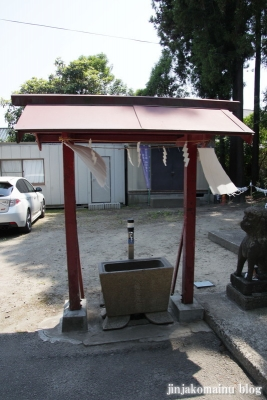 沖野八幡神社 (仙台市若林区沖野)9