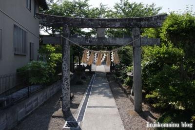 七郷神社 (仙台市若林区荒井字押口)5
