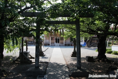 七郷神社 (仙台市若林区荒井字押口)6