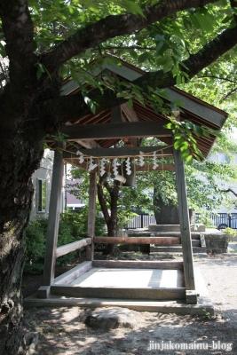 七郷神社 (仙台市若林区荒井字押口)8