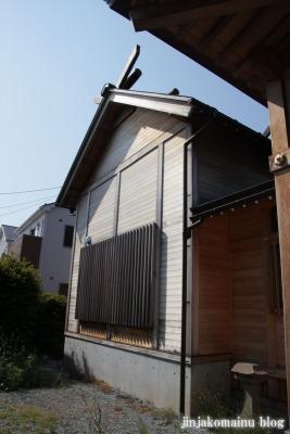 七郷神社 (仙台市若林区荒井字押口)12