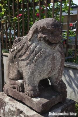 七郷神社 (仙台市若林区荒井字押口)18