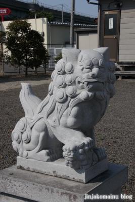 賀茂皇大神社 (仙台市宮城野区岡田字明神東)7