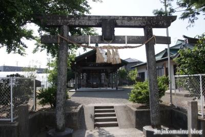 二木神社 (仙台市宮城野区田子)1