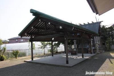 二木神社 (仙台市宮城野区田子)5