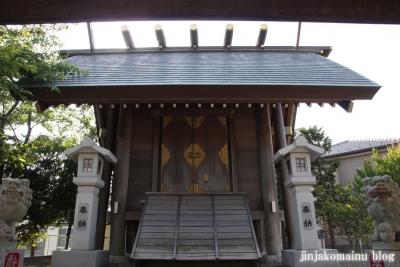 二木神社 (仙台市宮城野区田子)8