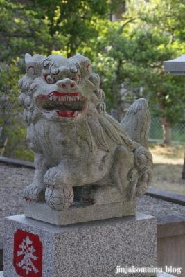 二木神社 (仙台市宮城野区田子)6