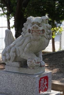 二木神社 (仙台市宮城野区田子)7
