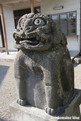 二木神社 (仙台市宮城野区田子)11