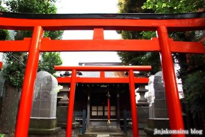妻戀御社稲荷神社(中野区野方)4