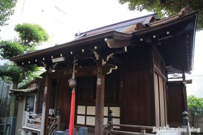 妻戀御社稲荷神社(中野区野方)9
