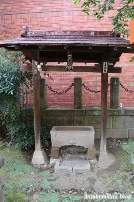 妻戀御社稲荷神社(中野区野方)5