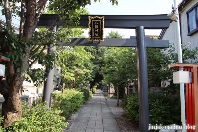 大和町八幡神社(中野区大和町)3