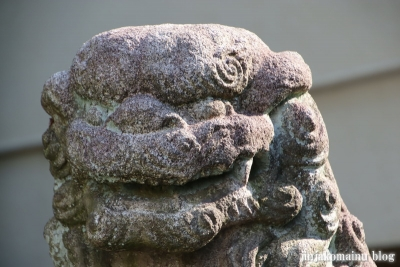 大和町八幡神社(中野区大和町)13