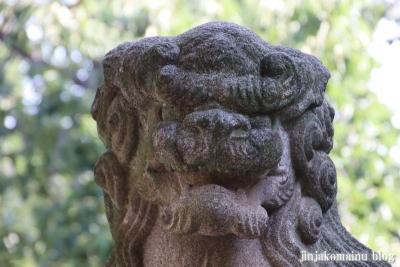 大和町八幡神社(中野区大和町)24
