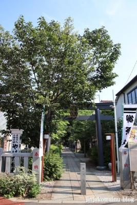 大和町八幡神社(中野区大和町)1