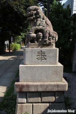 大和町八幡神社(中野区大和町)5