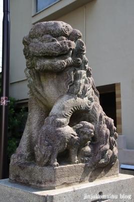 大和町八幡神社(中野区大和町)6