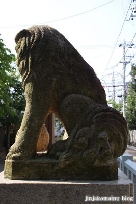 大和町八幡神社(中野区大和町)11