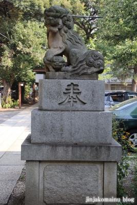 大和町八幡神社(中野区大和町)16