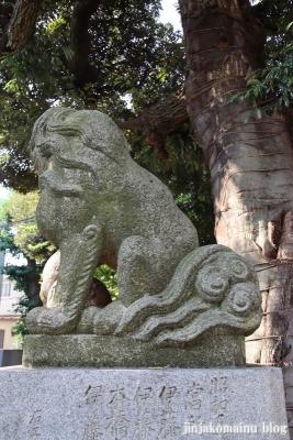 大和町八幡神社(中野区大和町)22
