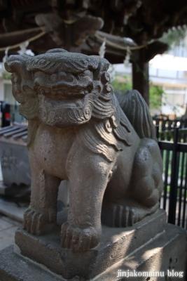 大和町八幡神社(中野区大和町)29