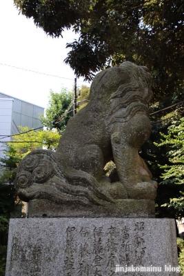 大和町八幡神社(中野区大和町)18