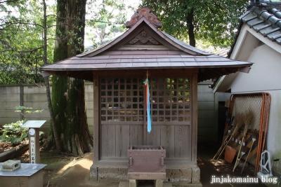 豊玉氷川神社(練馬区豊玉南)10