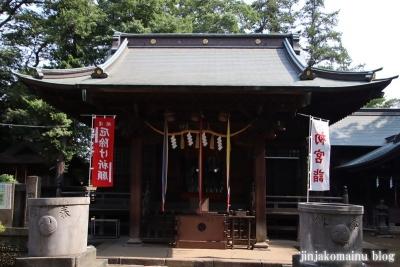 豊玉氷川神社(練馬区豊玉南)14