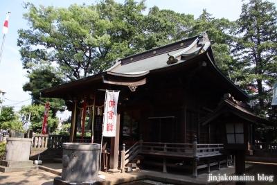 豊玉氷川神社(練馬区豊玉南)16