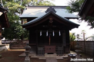 豊玉氷川神社(練馬区豊玉南)19