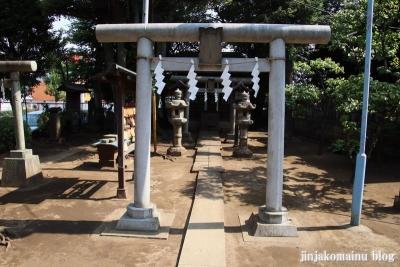 豊玉氷川神社(練馬区豊玉南)20