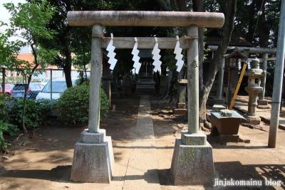 豊玉氷川神社(練馬区豊玉南)23