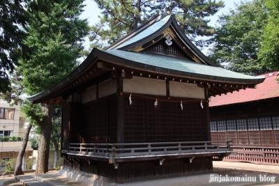 豊玉氷川神社(練馬区豊玉南)36