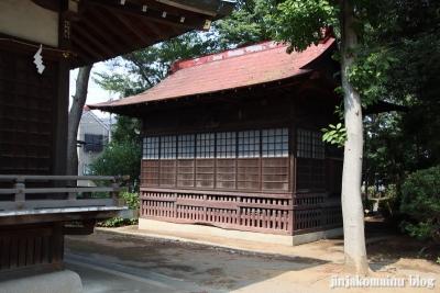 豊玉氷川神社(練馬区豊玉南)37