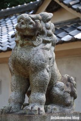 豊玉氷川神社(練馬区豊玉南)8