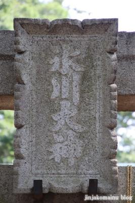 豊玉氷川神社(練馬区豊玉南)13