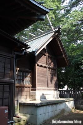 豊玉氷川神社(練馬区豊玉南)17