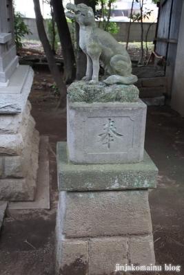 豊玉氷川神社(練馬区豊玉南)26