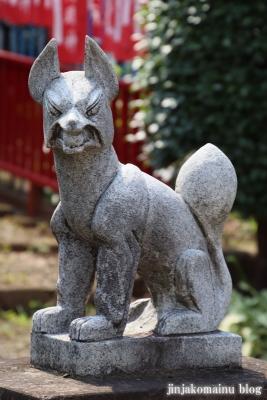 林稲荷神社(練馬区豊玉北)4
