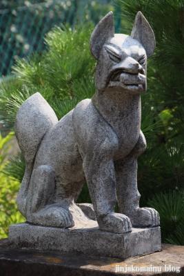 林稲荷神社(練馬区豊玉北)5
