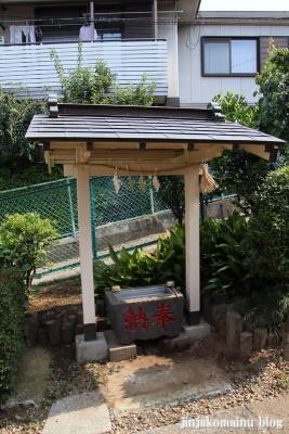 林稲荷神社(練馬区豊玉北)6